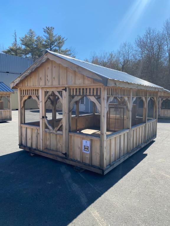 Maine Container Depot – Maine Portable Sheds and Garages ...